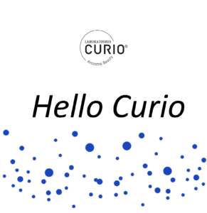 Bienvenue Hello Curio !